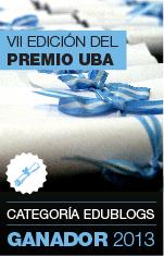 1° Premio UBA 2013